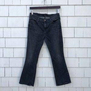 J. BRAND. Selena Jeans in Anthracite. Size 30.